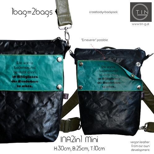 INA2in1-mini schwarz