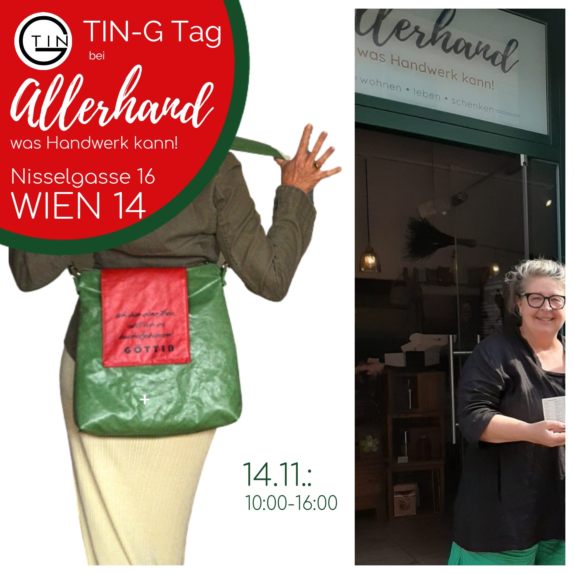 Tin-G day Wien14, Nov.20