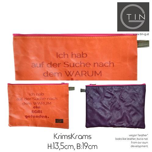 KRIMSKRAMS-orange+lila+Warum