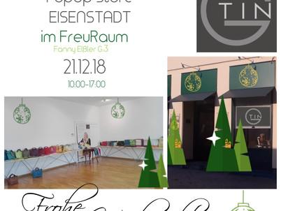 Eisenstadt, vorweihnachtlich gestimmt