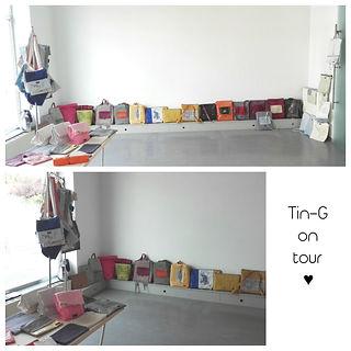 Tin-G, Pop Up Store, rot, Beginn, Start, Bagy, Tasche, Oberwart, veganes Leder, Designertasch, Taschendesign, vegane Tasche, wandelbare Tasche, individuelle Tasche, Martina Fülöp-Unger,
