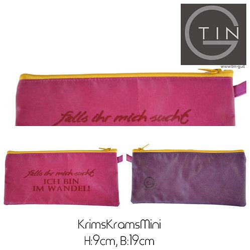 KRIMSKRAMS Mini-magenta+lila+Wandel