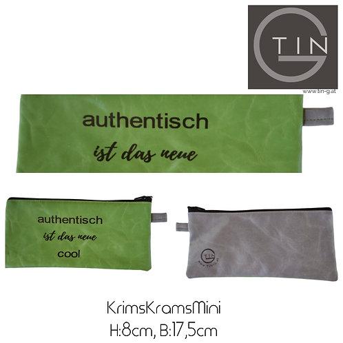 KRIMSKRAMS Mini-greenery+grau+autentisch