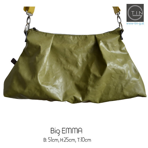 Big EMMA - greenery (matcha)