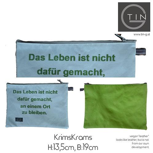KRIMSKRAMS-hellblau+greenery+Ort