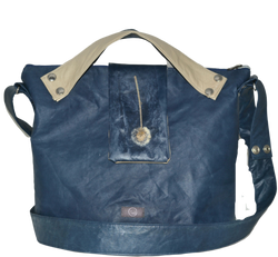 BAGY1: blau+Lasche