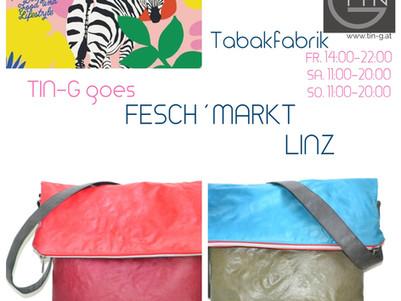 """Es wird """"Fesch"""" in Linz"""
