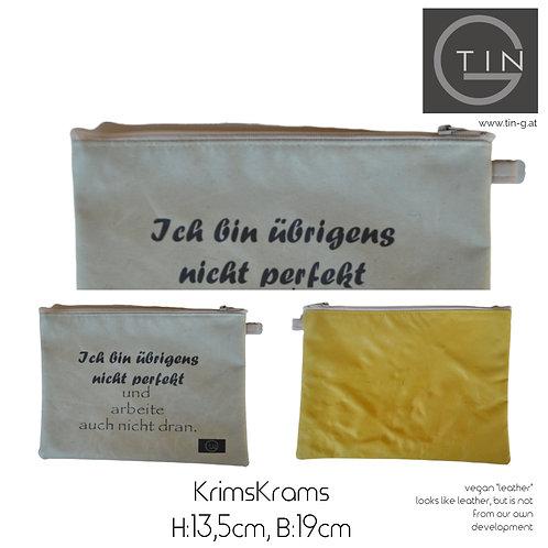 KRIMSKRAMS-beige+gelb+perfekt
