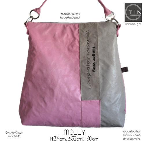 MOLLY-pink+greige+Seifenblase