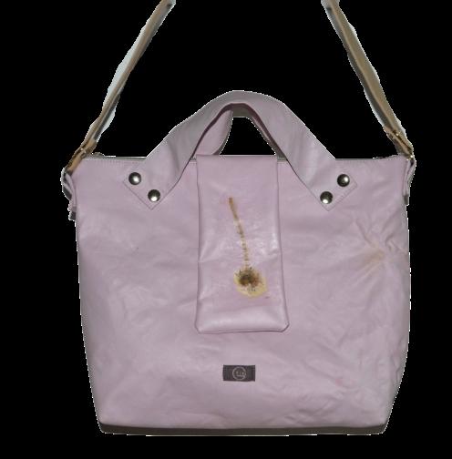 BAGY1: rosa+Lasche