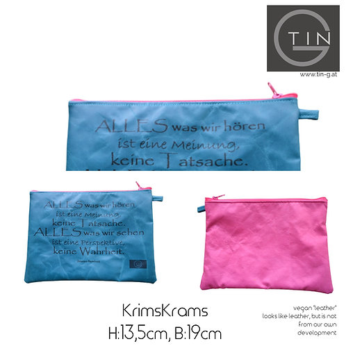 KRIMSKRAMS-petrol+pink+Tatsache