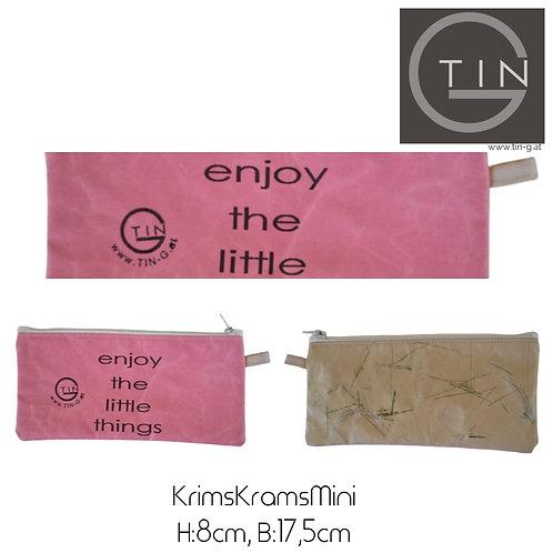 KRIMSKRAMS Mini-pink+beige+enjoy