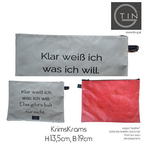 KRIMSKRAMS-weiß+rot+klar