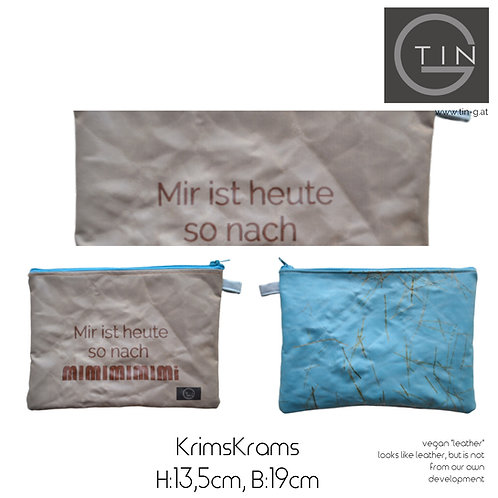 KRIMSKRAMS-greige+aqua+Mimimi