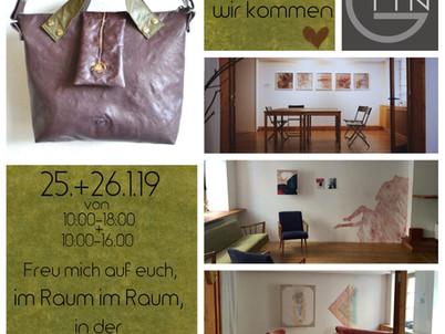 Wien - wir starten das Reisejahr