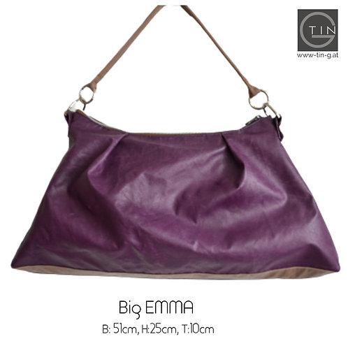 Big EMMA - helleres lila+melange(Sonderfarbe)