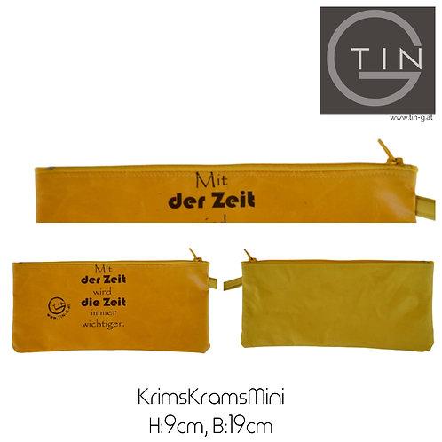 KRIMSKRAMS Mini-sonnengelb+gelb+Zeit