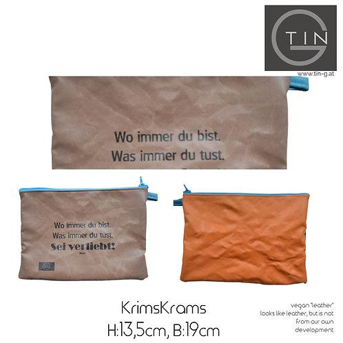 KRIMSKRAMS-melange+orange+sei verliebt