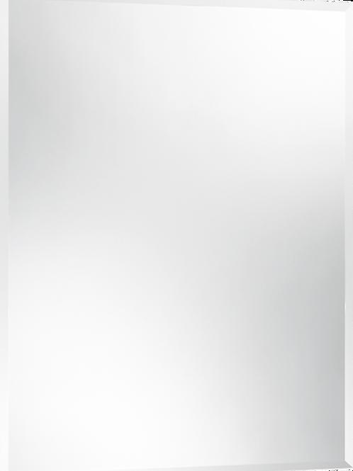 Mirror Rectangular Bevelled 70x50