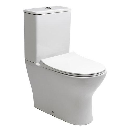 Toilet Suite w/Cistern & Seat