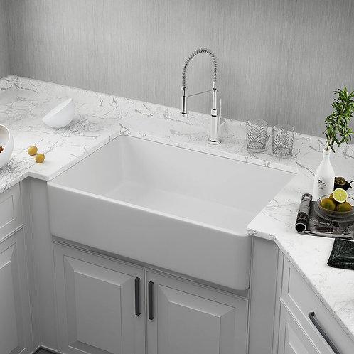 """33"""" L x 20"""" W Farmhouse kitchen sink"""