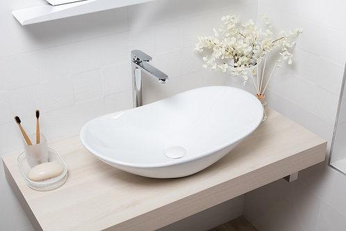 Vessel Sink Infinitio White