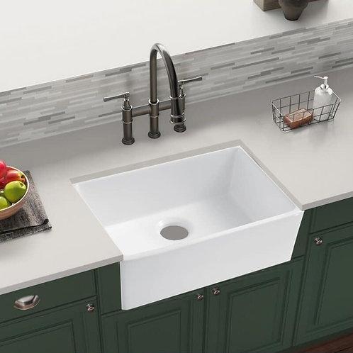 "24"" x 16"" Farmhouse Kitchen Sink"