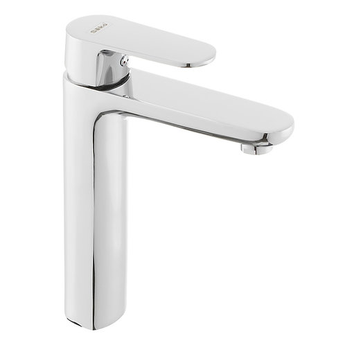 High Faucet Lucida without drain chrome