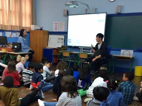 バスク語の文化的価値を伝えるボランティア活動