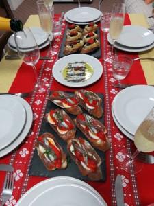 スペイン・バスク料理教室のご案内(終了しました)