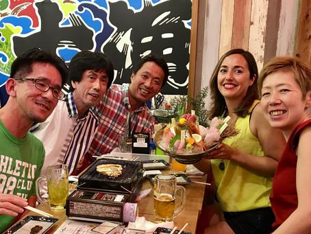 「東京バスクの家」ゲスト・ブック(2017年夏)