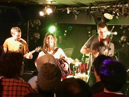 バスク次世代ロックバンド「ウンツァ(Huntza)」の日本ツアー