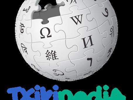 児童用インターネット百科事典「チキペディアTxikipedia」