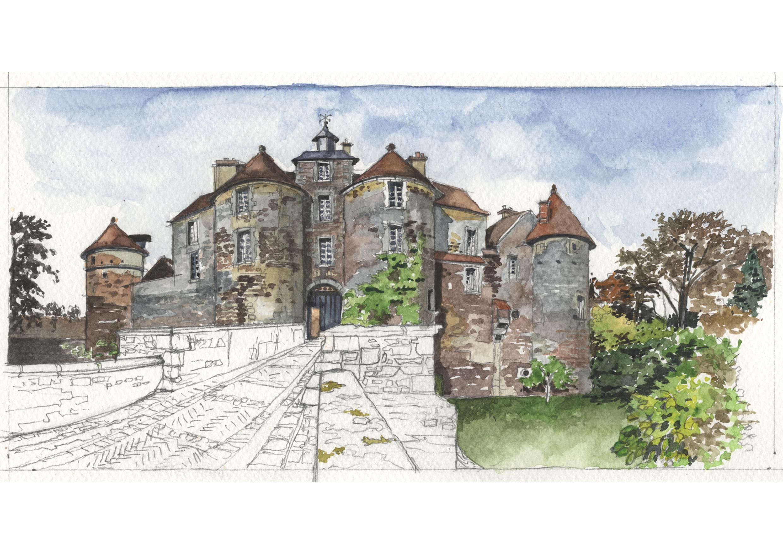 BOURGOGNE - YONNE - chateau de Ratilly.jpg