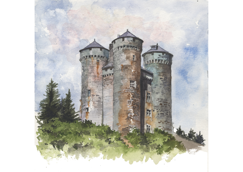 AUVERGNE - CANTAL - chateau d'Anjony.jpg