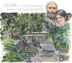 16-CESAR-maison à Paris