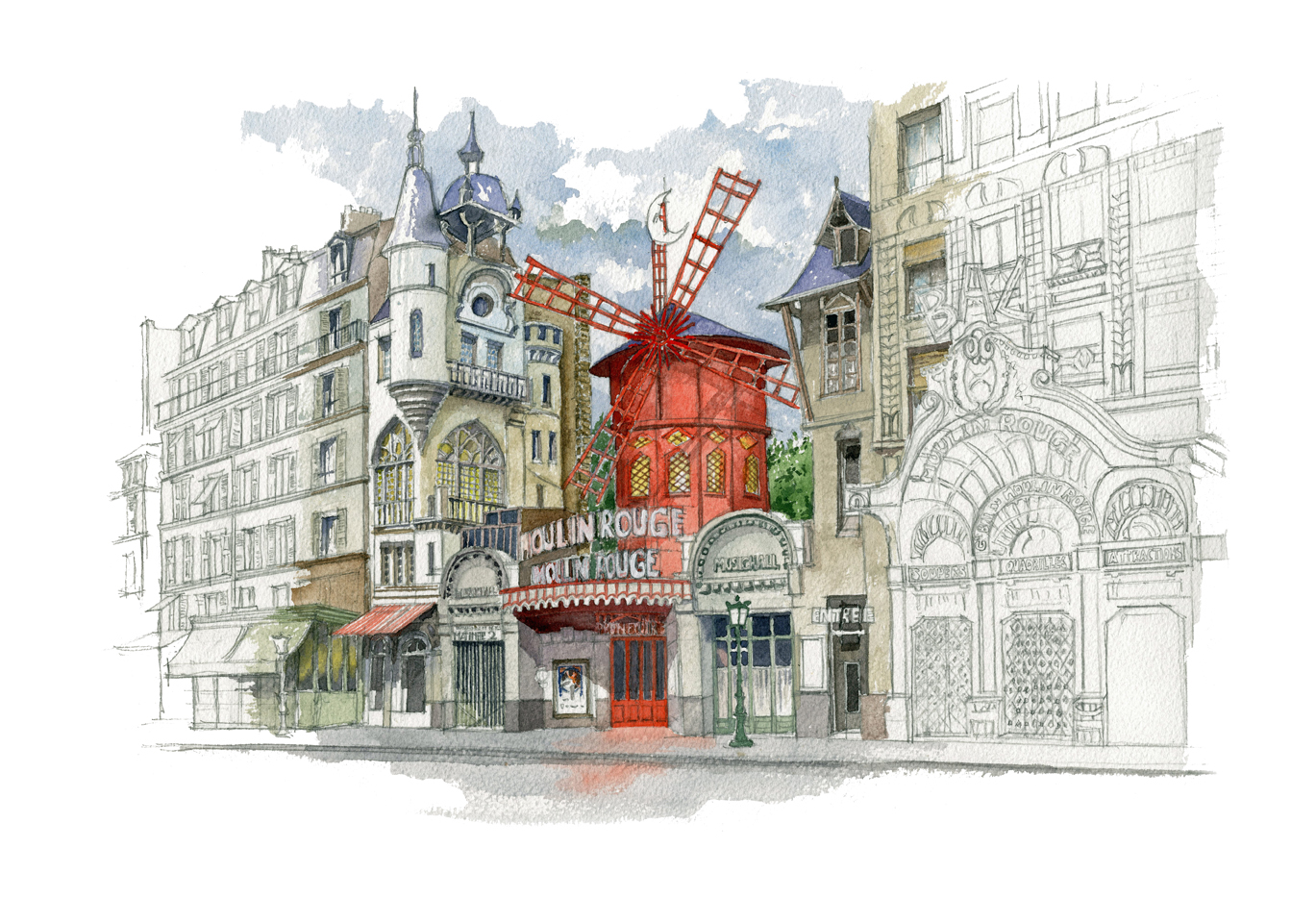 00-Le moulin rouge