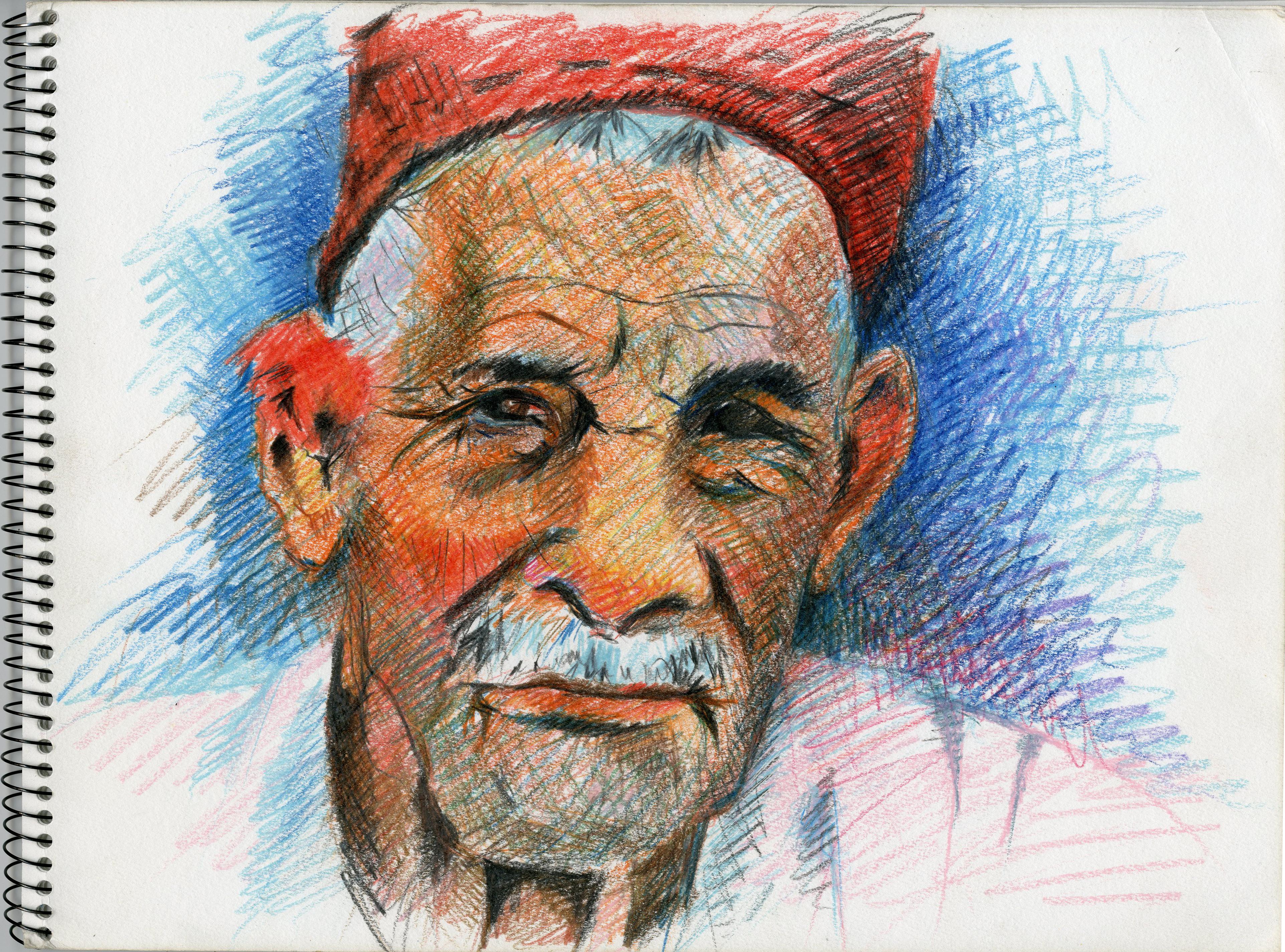 Tunisien à l'œillet