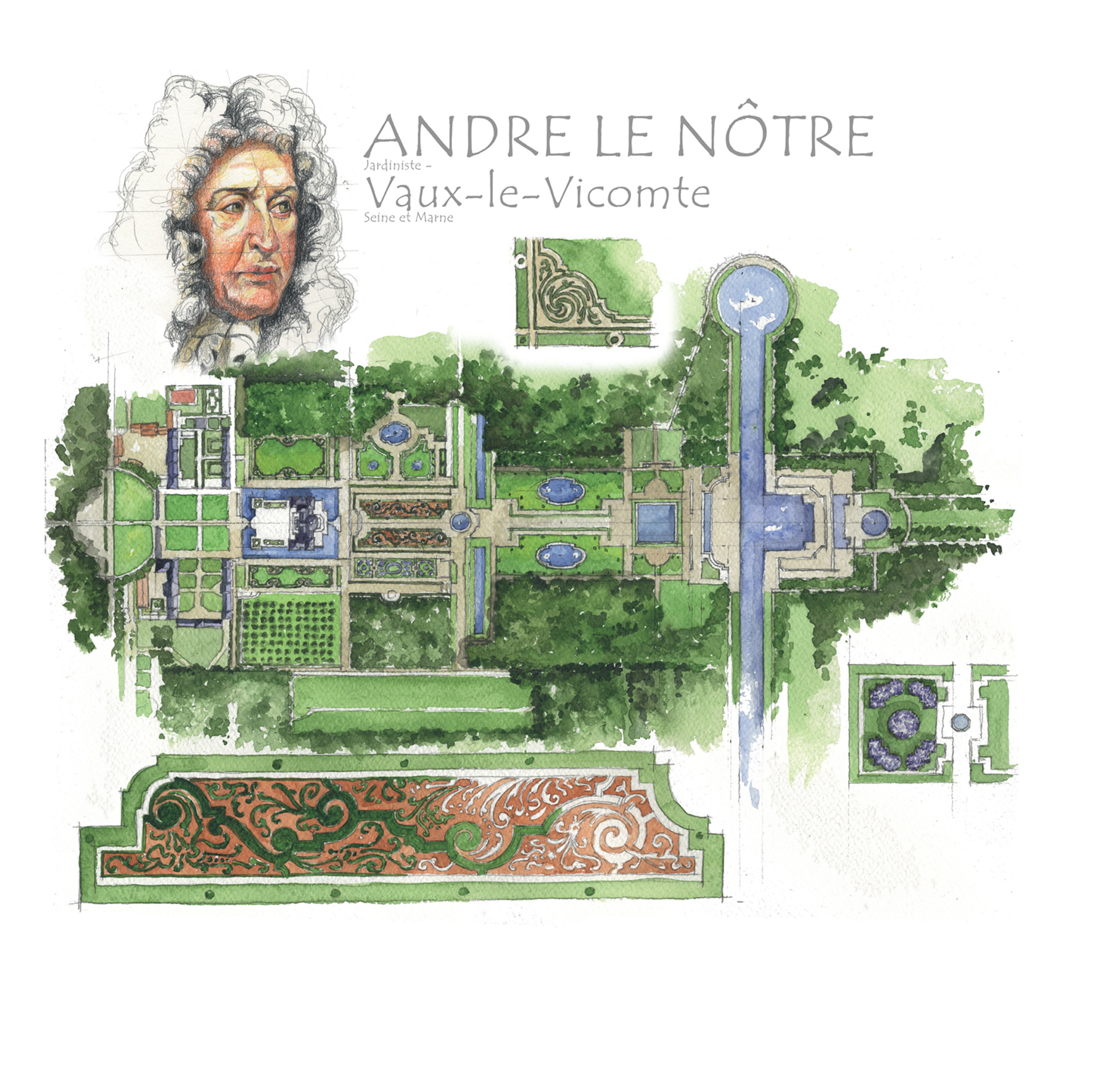 35-ANDRE LE NOTRE