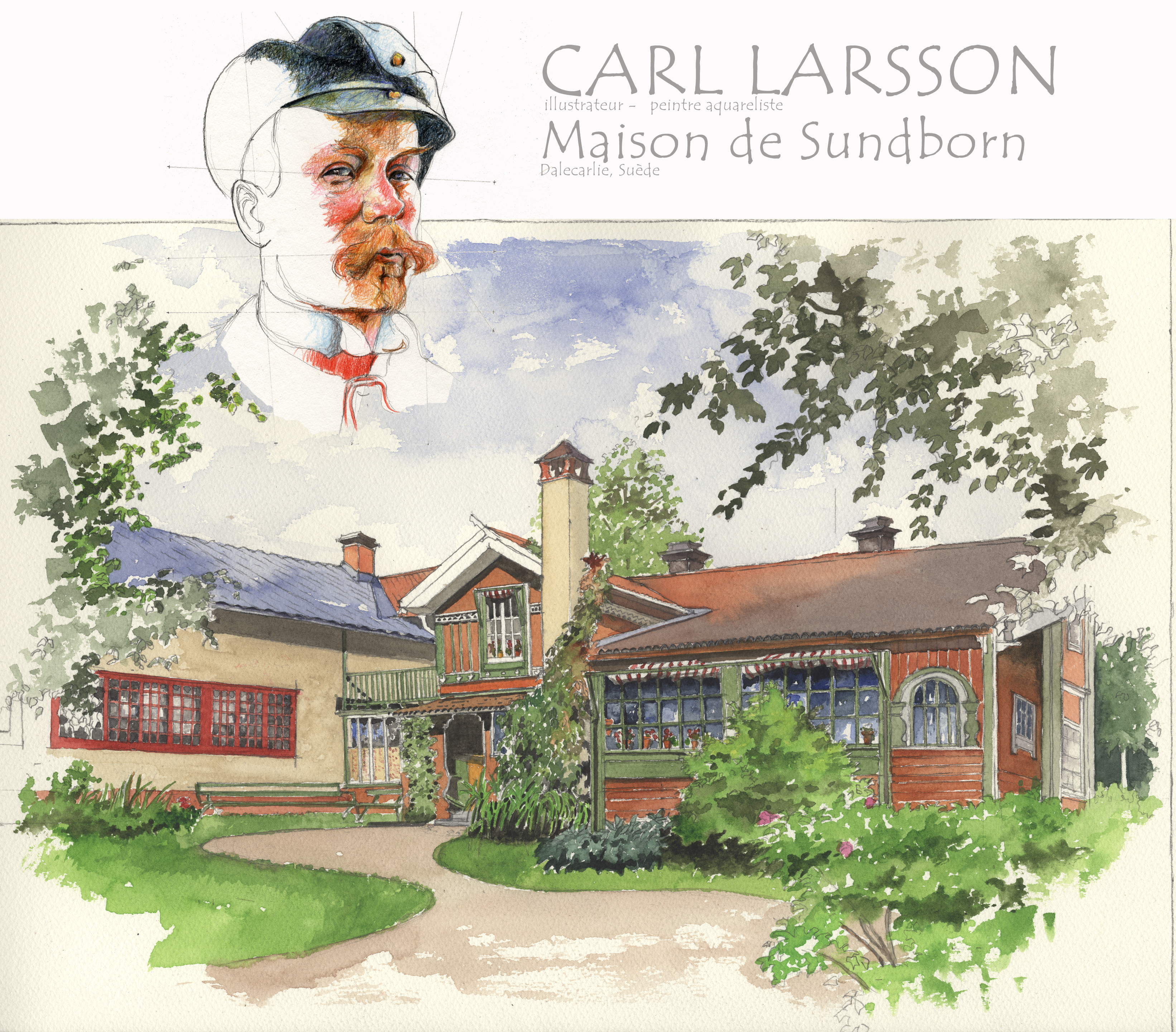 14-LARSON-Sudborn en Suède