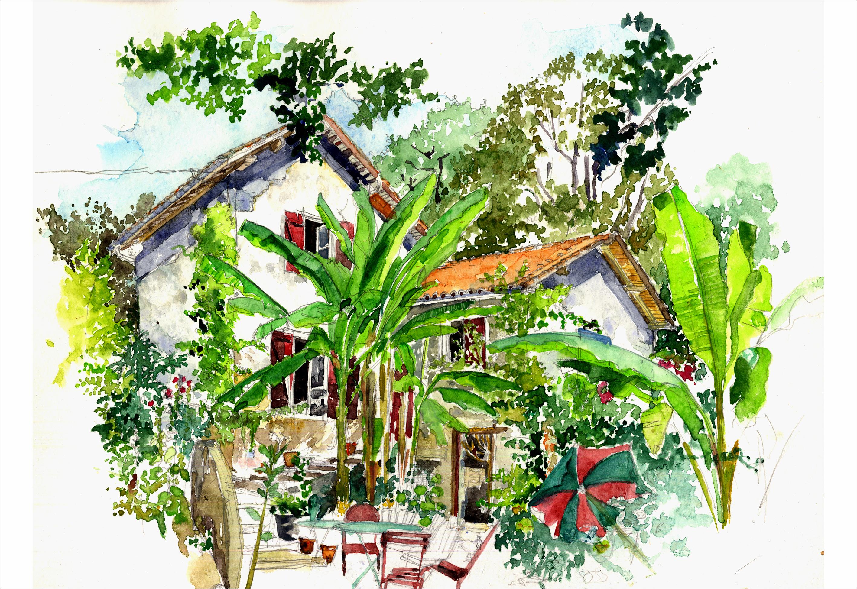 le jardin de Bernatère