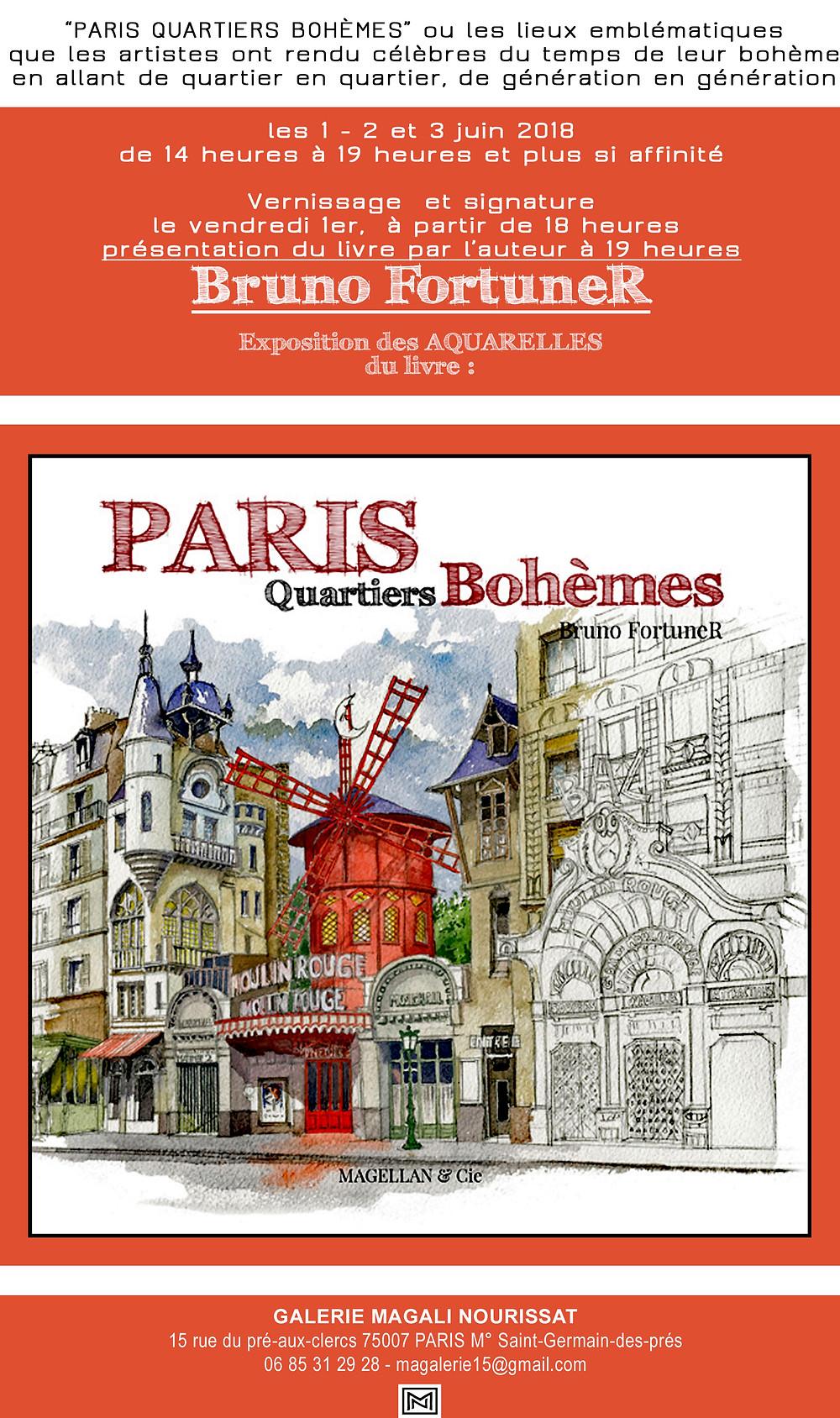 15 rue du Pré-aux Clercs. Métro Saint-Germain-des-prés