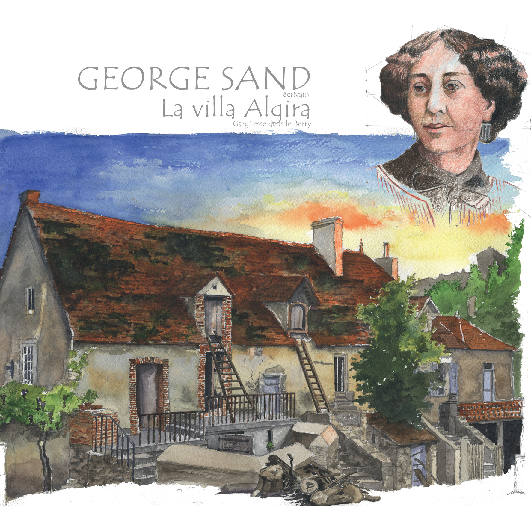 15-Georges Sand