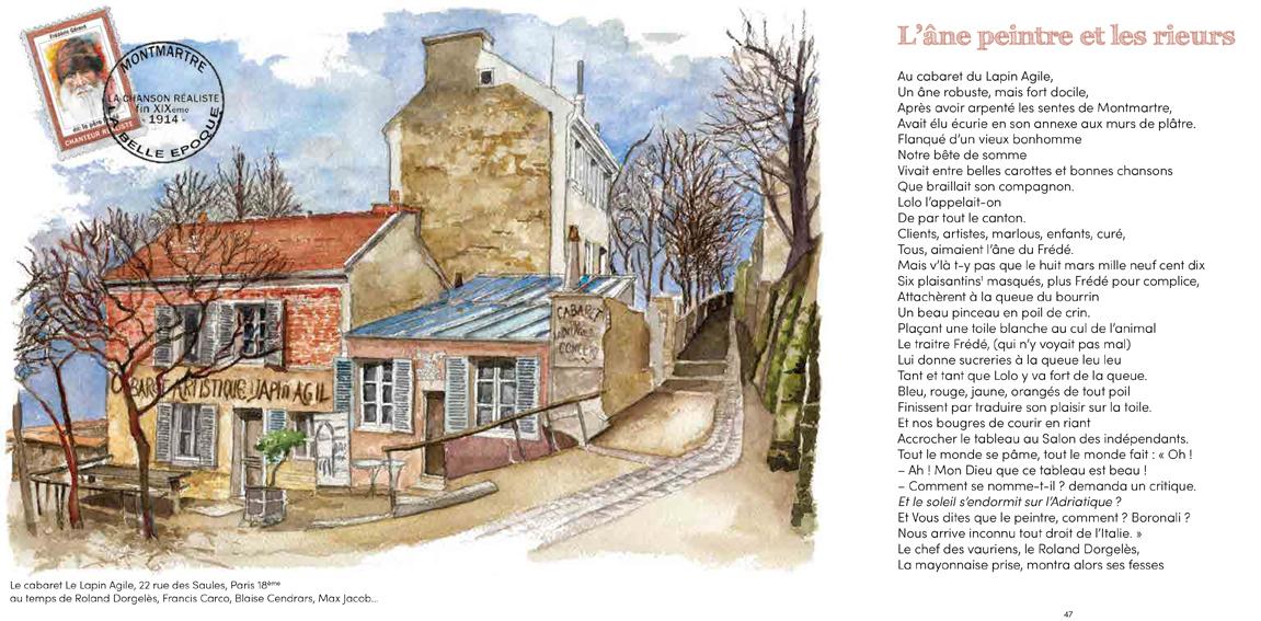 LE LAPIN AGILE -1-