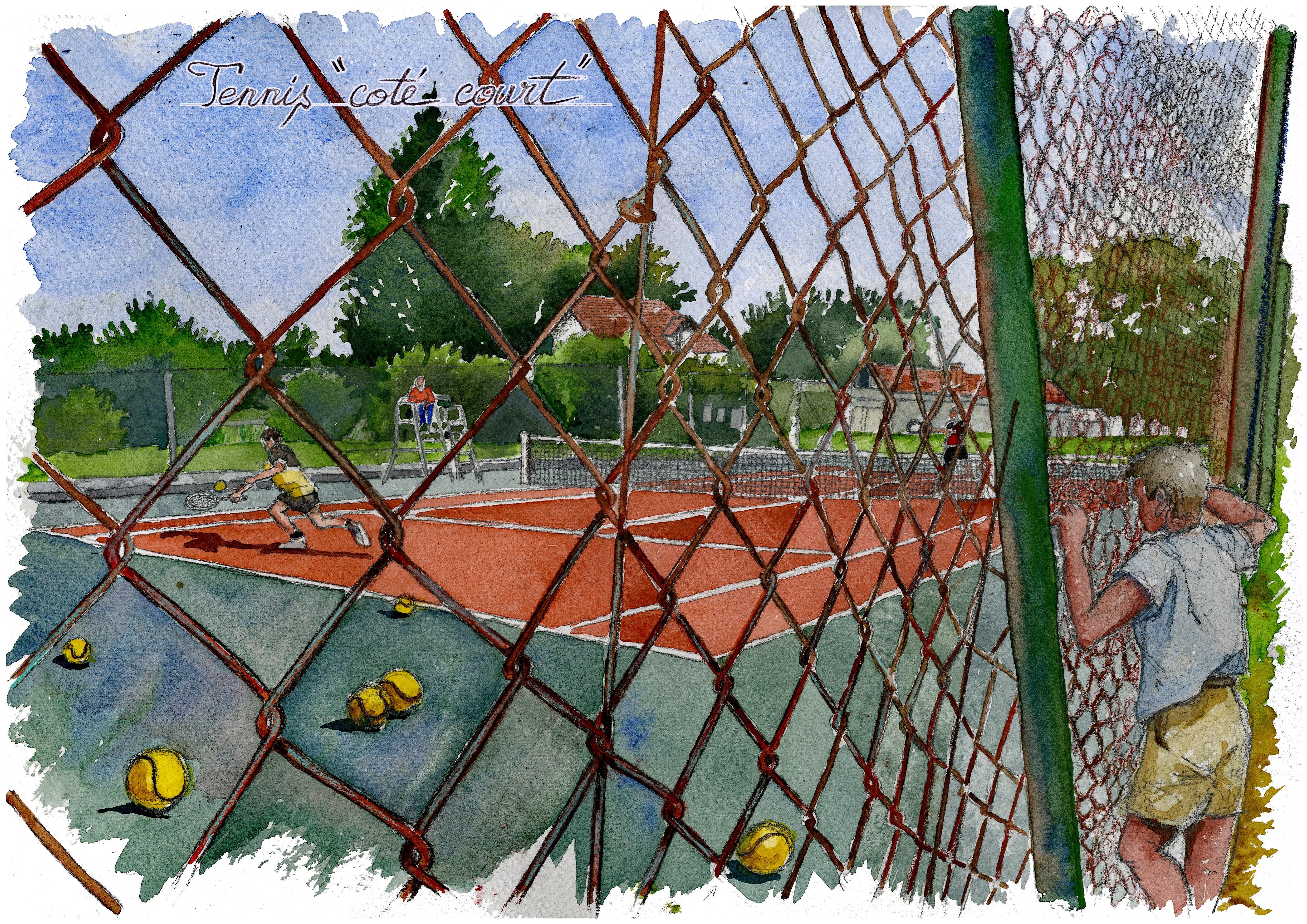 10-Tennis coté court