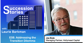 E08: Addressing the Transition Dilemma - Joe Bute, Hollymead Capital