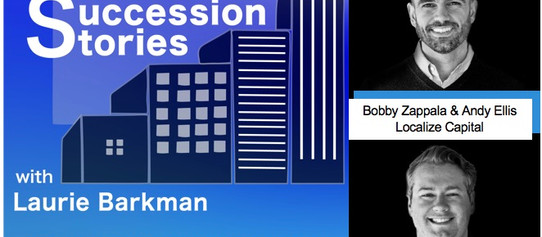 E11: Investing in Family Businesses and Emerging Entrepreneurs - Bobby Zappala & Andy Ellis
