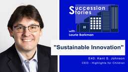 E40: Sustainable Innovation | Kent Johnson - CEO, Highlights