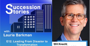 E12: Leading From Disaster to Transformation - Will Knecht, Wendell August
