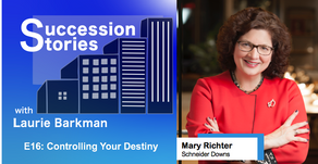 E16: Controlling Your Destiny - Mary Richter, Schneider Downs